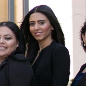 Member of Kalfayan Merjanian Team: Ashley Fattah