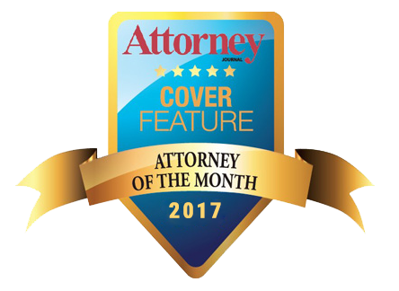 Attorney of the month award