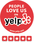 Feedback from clients on Yelp
