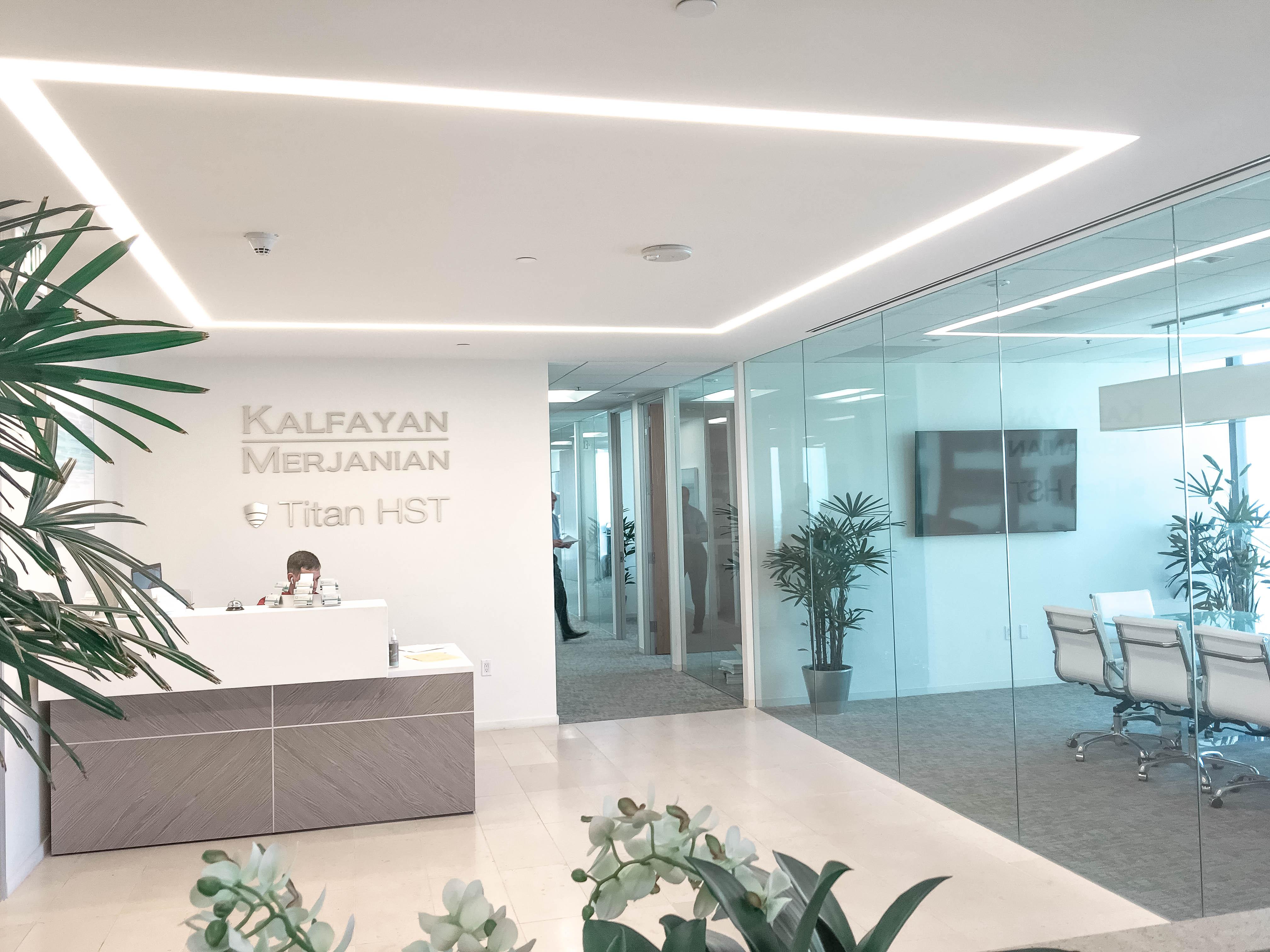 Kalfayan Merjanian office