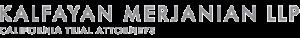 California Trial Attorney logo