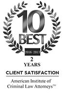 Award of Client Statisfication